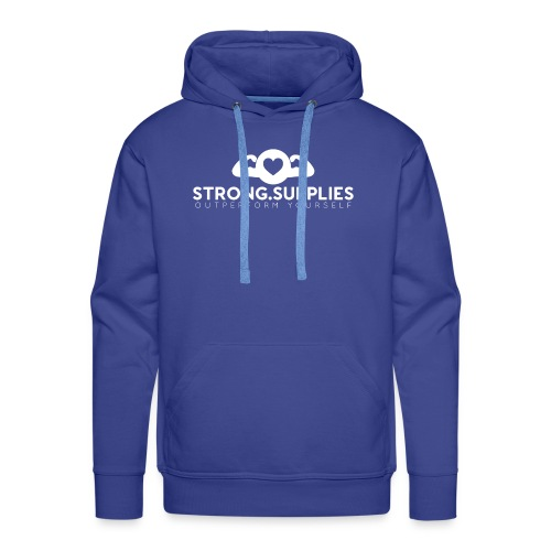Strong Supplies - Men's Premium Hoodie
