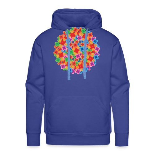 Flower mix - Men's Premium Hoodie
