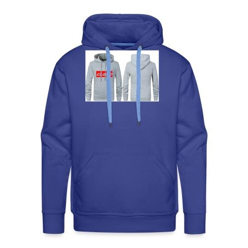 elgiro gray hoodie - Men's Premium Hoodie