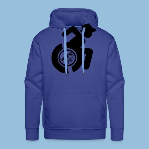 WCMman1 - Mannen Premium hoodie