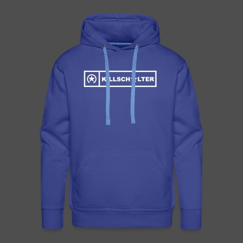 KILLSCHALTER Logo Brand 0KS01 - Men's Premium Hoodie