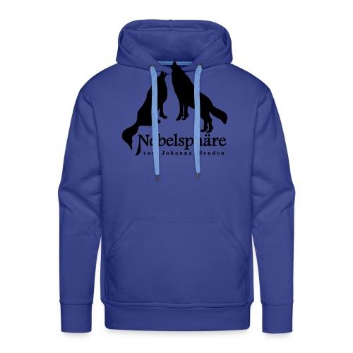 Wölfe Nebelsphäre - Männer Premium Hoodie