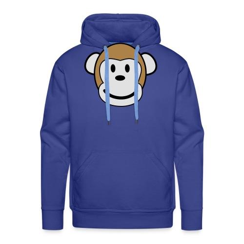 Happy Monkey - Männer Premium Hoodie