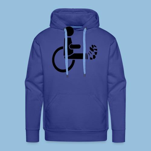 Gips2 - Mannen Premium hoodie