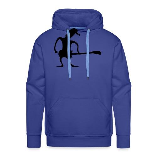 bassman - Sweat-shirt à capuche Premium pour hommes