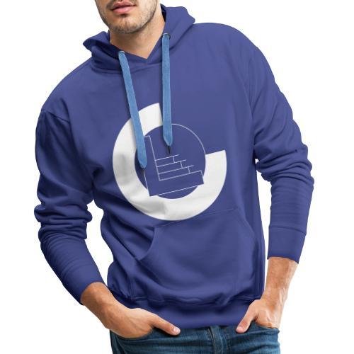 CvL Logo - Mannen Premium hoodie
