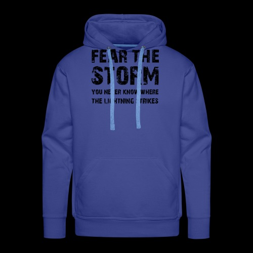 Fear The Storm - Premiumluvtröja herr