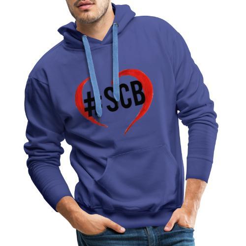 #sbc_solocosebelle - Felpa con cappuccio premium da uomo