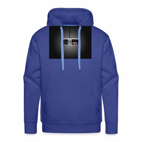control2 - Sudadera con capucha premium para hombre