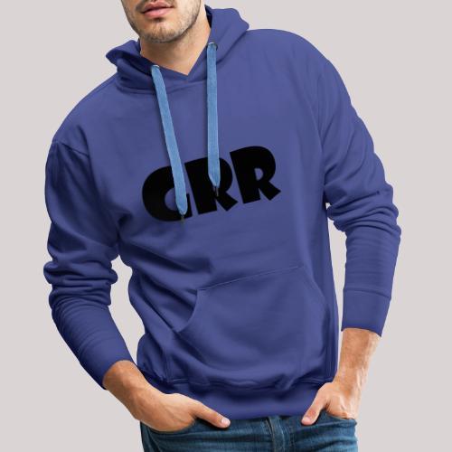 GRR - Mannen Premium hoodie