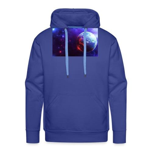 stars - Sudadera con capucha premium para hombre