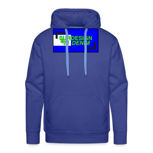 OD-ID: 003 - Men's Premium Hoodie