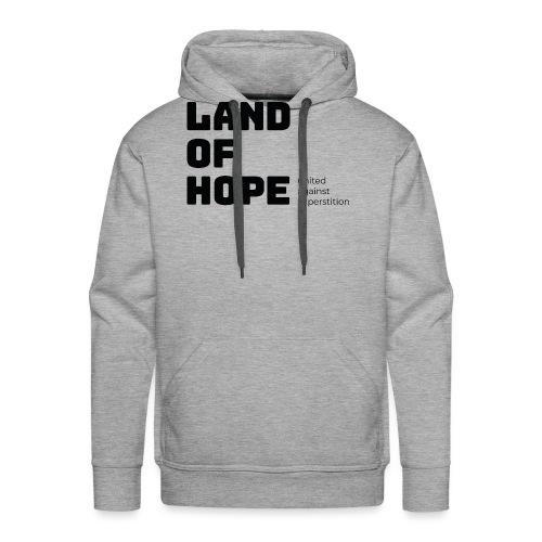 Land of Hope - Men's Premium Hoodie
