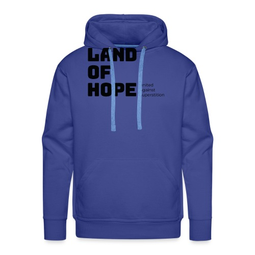 Land of Hope - Men's Premium Hoodie