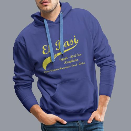 El Basi - Männer Premium Hoodie