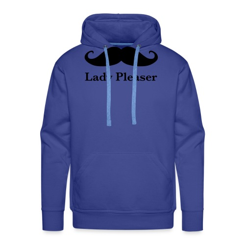 Lady Pleaser T-Shirt in Green - Men's Premium Hoodie