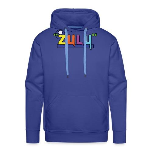 ZULU BASIQUE - Sweat-shirt à capuche Premium pour hommes