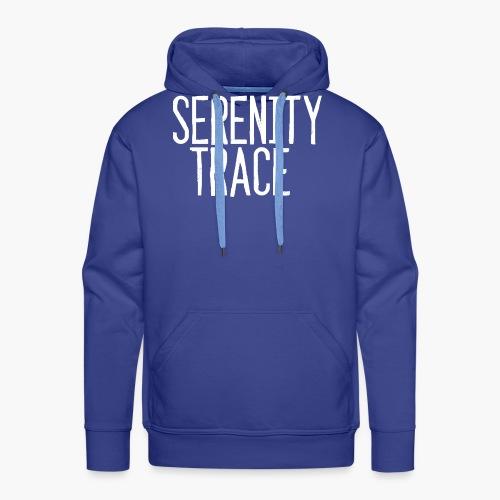 Serenity Trace LOGO W - Premium hettegenser for menn