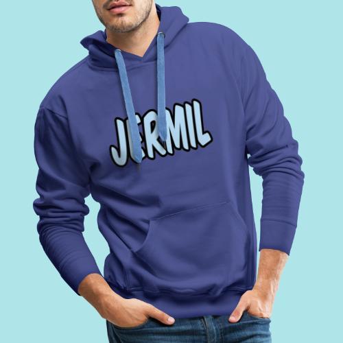 jermil logo - Mannen Premium hoodie