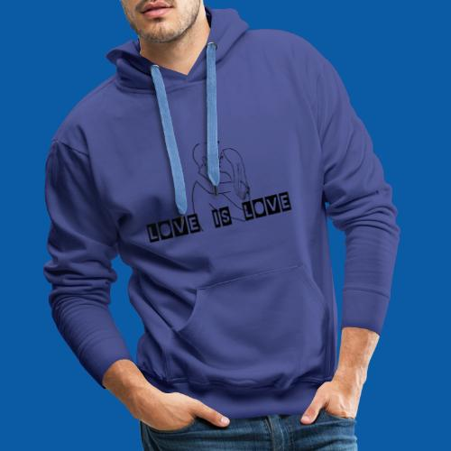 Hetreo Edition - Männer Premium Hoodie