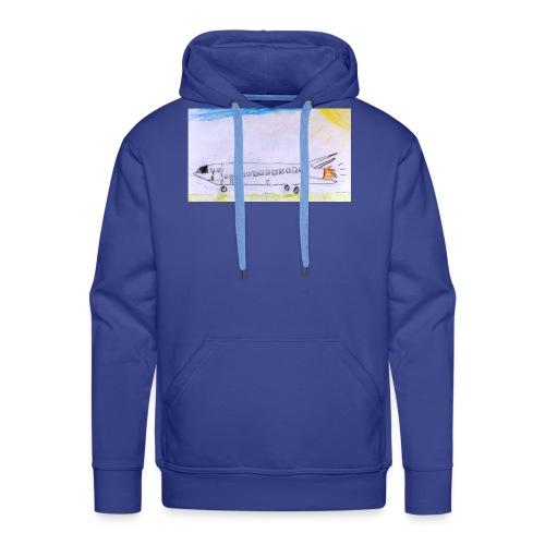 Destination énergie // T-shirt manches courtes - Sweat-shirt à capuche Premium pour hommes