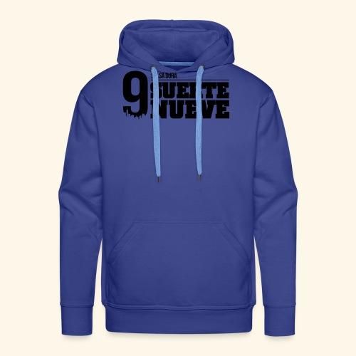Logo Suerte - Sweat-shirt à capuche Premium pour hommes