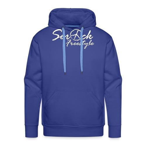 Serock Freestyle T-shirt - Bluza męska Premium z kapturem