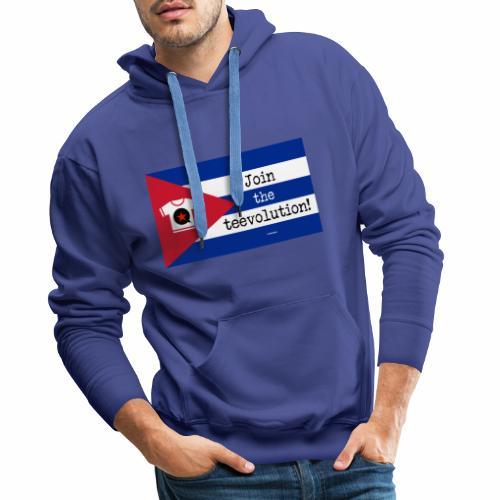 Tee Guevara - Mannen Premium hoodie