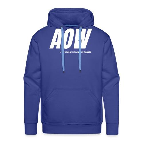 AOW 2021 #2 - Sweat-shirt à capuche Premium pour hommes