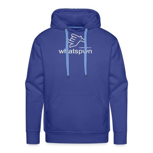 whatsPwn - Männer Premium Hoodie