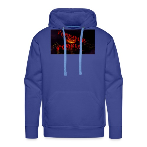 Parkour people spooky clothing - Men's Premium Hoodie