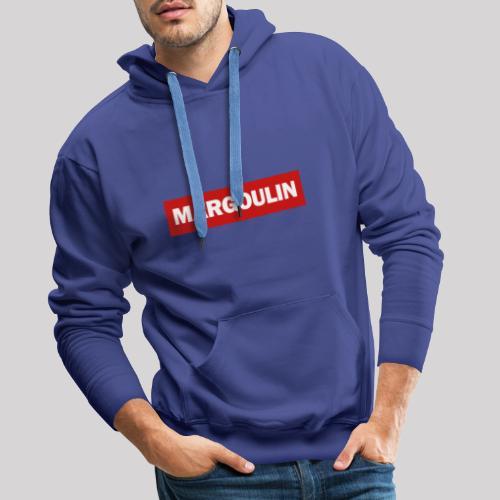 Margoulin - Sweat-shirt à capuche Premium pour hommes