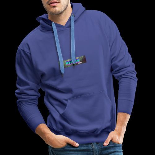 HEAVEN series 1 - Sweat-shirt à capuche Premium pour hommes