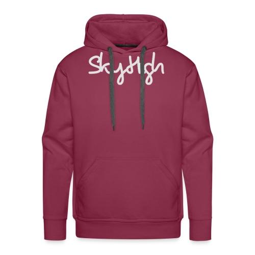 SkyHigh - Bella Women's Sweater - Light Gray - Men's Premium Hoodie