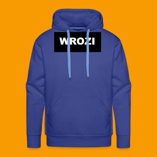 WROZI hat - Men's Premium Hoodie