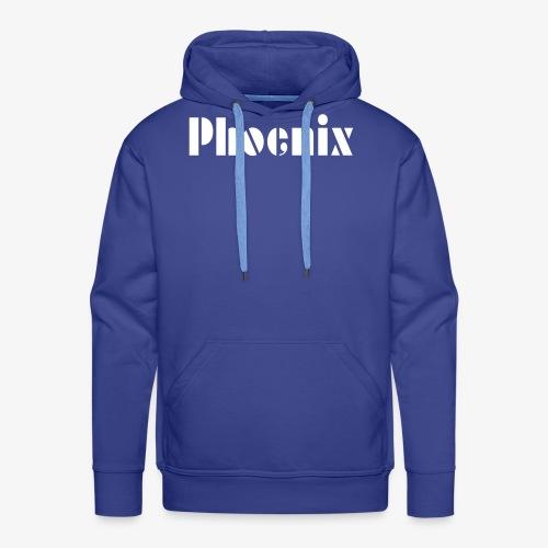 Doors Phoenix - Sweat-shirt à capuche Premium pour hommes