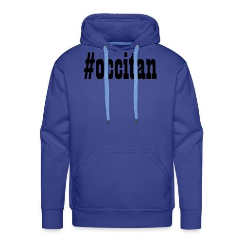 #occitan - Sweat-shirt à capuche Premium pour hommes