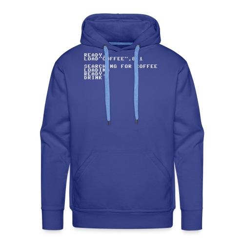 LOADCOFFEE,8,1 - Bluza męska Premium z kapturem