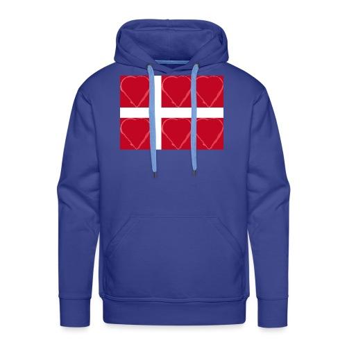 Dänemark 21.2 - Männer Premium Hoodie