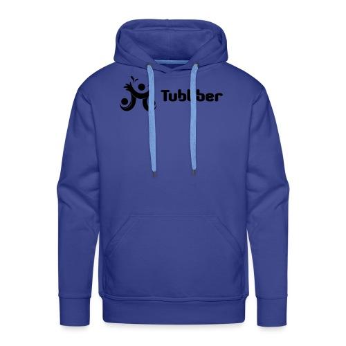 Tubbber B&W - Men's Premium Hoodie