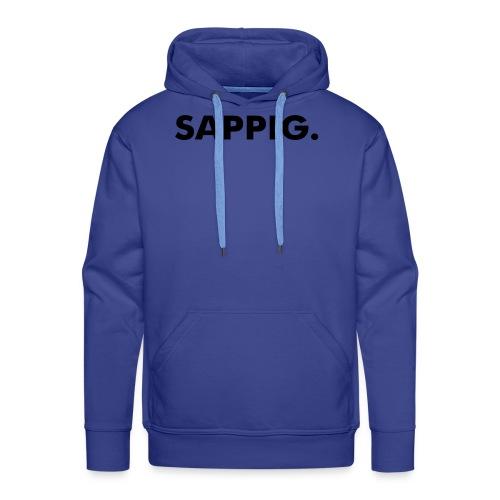SAPPIG. - Mannen Premium hoodie