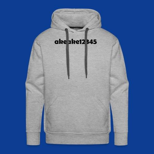 Shirts and stuff - Men's Premium Hoodie