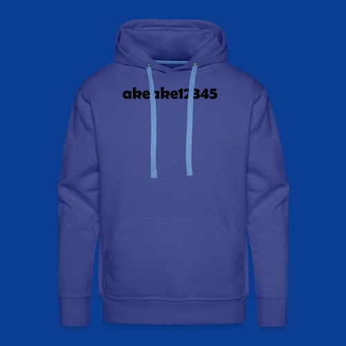 Shirts and stuff - Men's Premium Hoodie