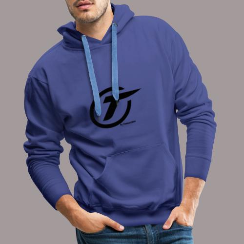 T-Logo (Timman2004) - Men's Premium Hoodie
