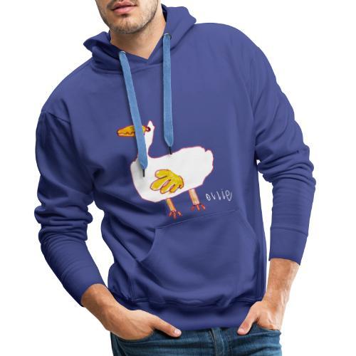 Ollie's Duck - Men's Premium Hoodie