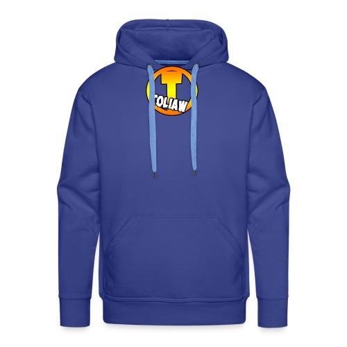 Toliaw - Sweat-shirt à capuche Premium pour hommes
