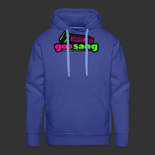 goosang logo - Männer Premium Hoodie