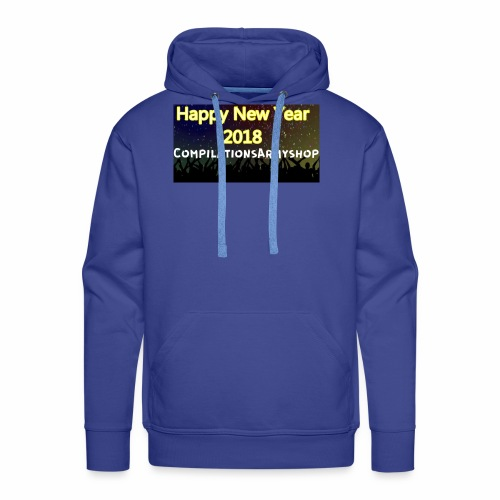 New Year Collection - Männer Premium Hoodie
