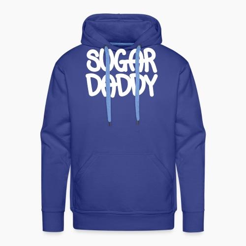 Sugar Daddy Wit - Mannen Premium hoodie