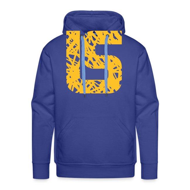 Sweatshirt à capuche Homme LS design